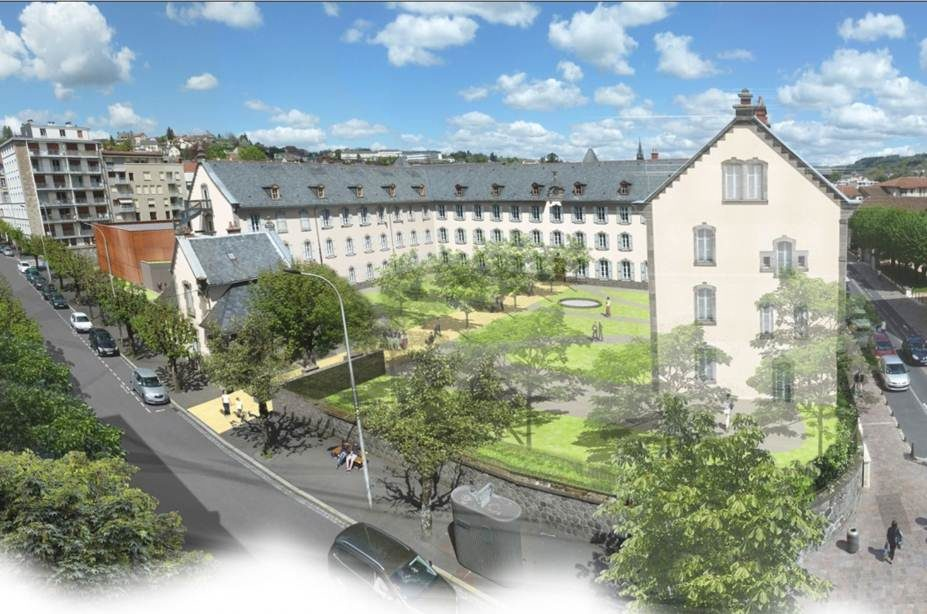 Collège Jules Ferry Aurillac